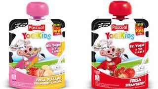 Yogikids de Pascual recibe el premio Sabor del Año Kids 2016