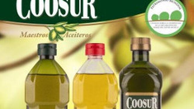 Coosur estrena 2016 con nueva imagen en su etiquetado