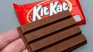 Nestlé no podrá registrar sus 'cuatro dedos' Kit Kat en Gran Bretaña