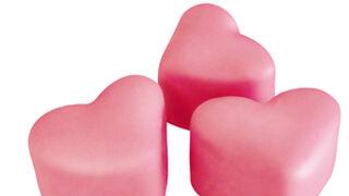 Los corazones de Fini Golosinas para enamorar en San Valentín