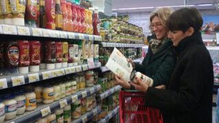 """El fallo de los consumidores en los súper: """"Comprar con los ojos"""""""