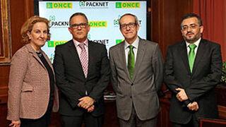 Packnet firma un acuerdo de colaboración con la ONCE