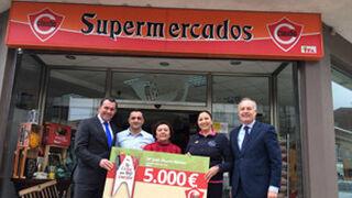5.000 euros de premio para que 'la cesta de la compra no cueste'