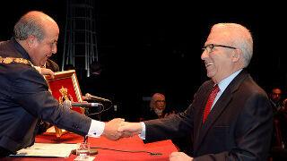 Covirán recibe el premio Granada de Oro por la evolución de su proyecto
