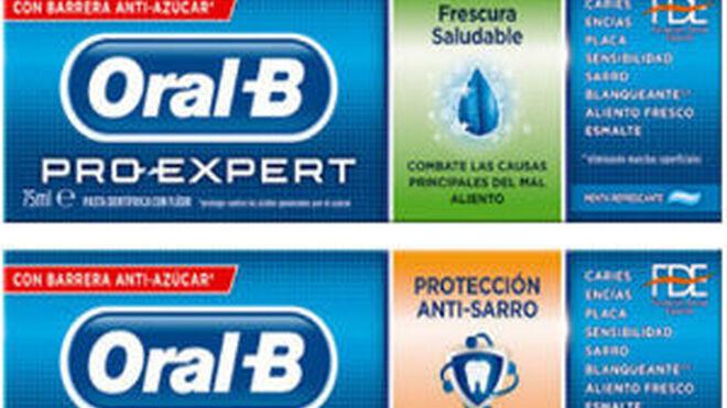 Nuevas variedades Anti-Sarro y Frescura Saludable de Oral-B