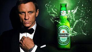 La Champions League y James Bond impulsan a Heineken
