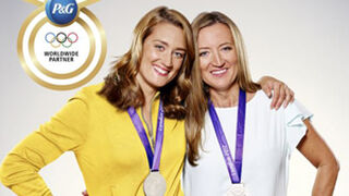 P&G ficha a Mireia Belmonte para su campaña en Río 2016