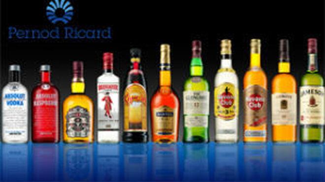 Pernod Ricard crece gracias a Jameson, Absolut... y a España