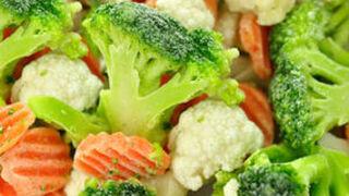 Los vegetales congelados lideran las exportaciones agroalimentarias