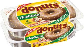 Los Donuts crujientes de Panrico