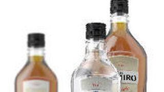 Nuevas botellas fabricadas en PET para bebidas alcohólicas