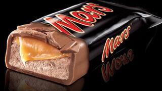 Mars retira millones de chocolatinas en el mercado europeo