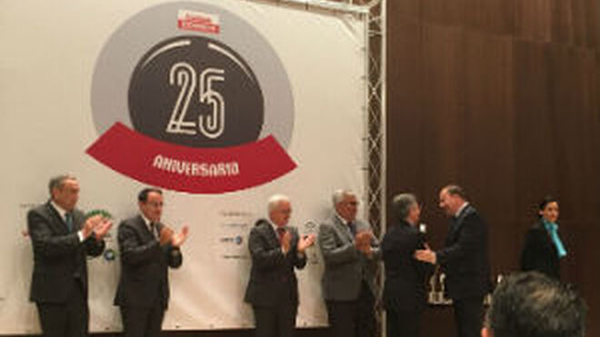 Covirán, premiada por su contribución a Andalucía