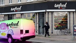 El primer supermercado del mundo que vende alimentos desechados