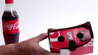 Coca-Cola pone la realidad virtual al alcance de todos