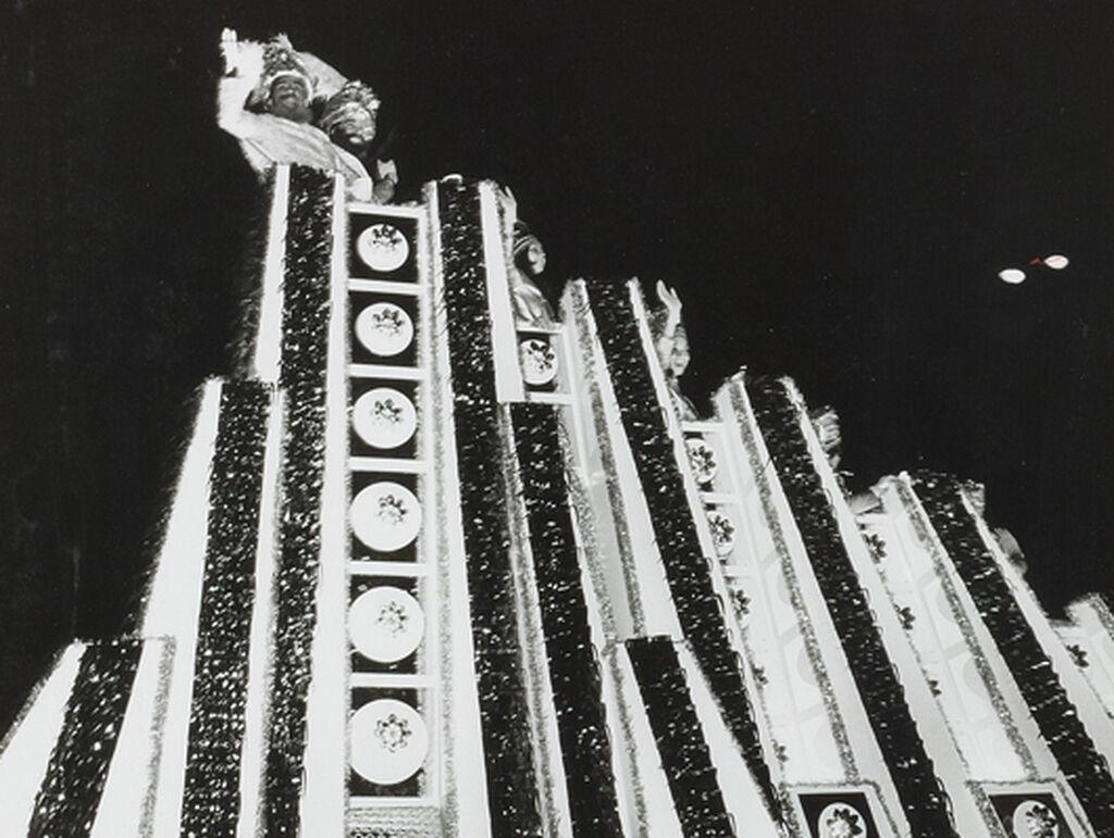 El Corte Inglés, presente en la Cabalgata de Reyes de los años 60