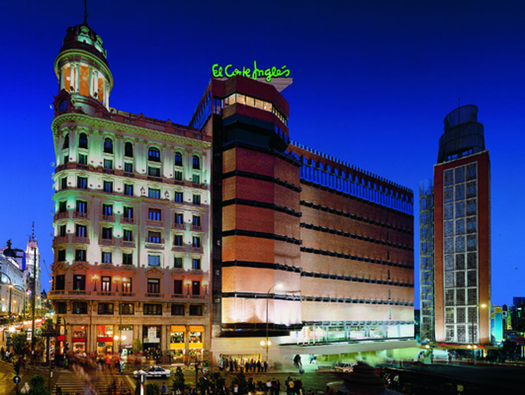 Cortes ingles madrid photo of el corte ingls madrid spain for El corte ingles callao
