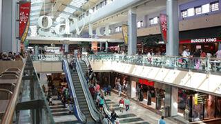 Desplome de visitas a los centros comerciales en febrero