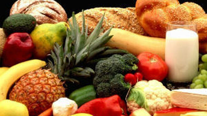 El cambio climático reducirá la ingesta de frutas, verduras y carnes
