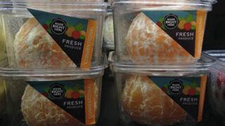 Una grave crisis de marca por culpa de unas naranjas peladas