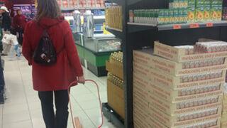 Así 'funcionan' los españoles cuando hacen la compra