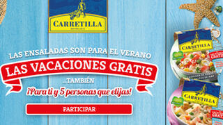 Carretilla regala unas vacaciones a Mallorca, Menorca o Ibiza