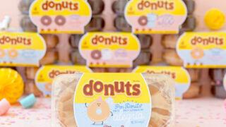 Una edición limitada de Donuts optimistas y simpáticos