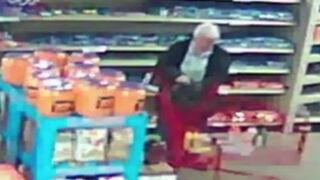 Arrestada una monja por robar varios productos en un supermercado