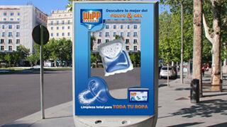 WiPP Express sale a la calle con mupis especiales