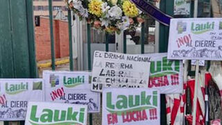 Dos golpes duros para Valladolid: primero Lauki, luego Mondelez