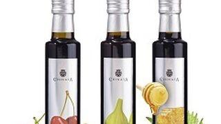La Chinata presenta tres nuevos vinagres de cereza, higo y miel