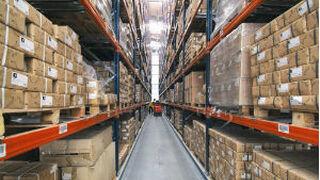Buenas cifras de inversión en el mercado logístico español