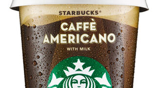 Nuevo sabor de Starbucks en los súper: el Caffè Americano con leche
