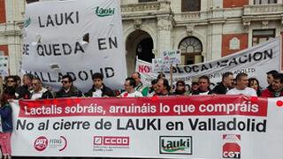 Lactalis no quiere dilatar el cierre de la planta de Lauki en Valladolid