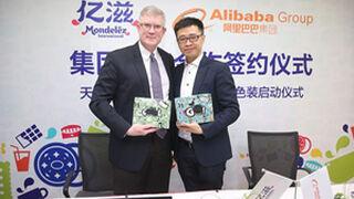 Mondelez se alía con Alibaba y venderá Oreos exclusivas en China