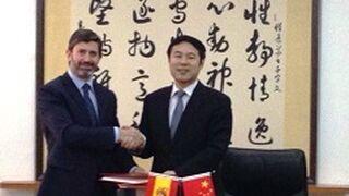 España, primer país del mundo que exportará melocotones a China