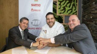 El chef Xanty Elías se convierte en embajador de GMcash