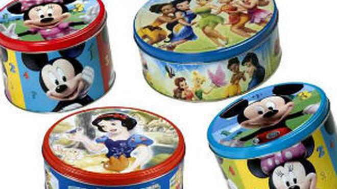 Facua alerta: lácteos no declarados en galletas de chocolate Disney