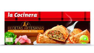 Nuevas empanadillas artesanas La Cocinera de carne y pollo