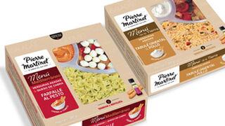 Pierre Martinet: dos nuevos menús