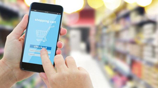 Un gasto de 400 € en el ecommerce a través de los móviles en 2016