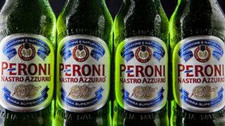 Las cervezas Peroni, Meantime y Grolsch ya tienen nuevo dueño