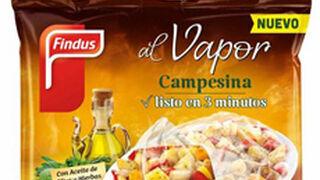 Findus amplía su gama Al Vapor con el lanzamiento de Campesina