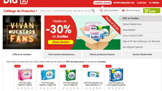 El ecommerce de Dia ya llega a la provincia de Huelva