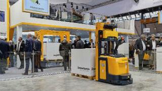 Jungheinrich prevé alcanzar los 3.000 millones en ventas en 2016