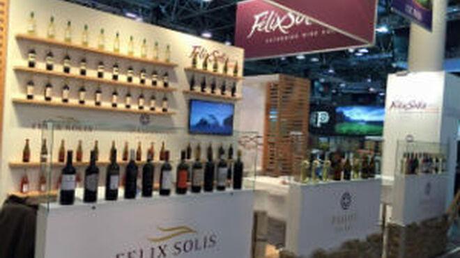 Félix Solís presenta sus vinos espumosos en Alimentaria