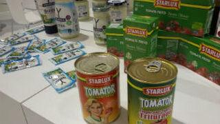 Ybarra y Unilever relanzan los tomates Starlux y Tomator