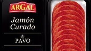El Jamón Curado de Pavo de Argal, también en Alimentaria