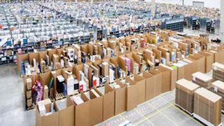 Amazon se refuerza en Europa como operador logístico para terceros