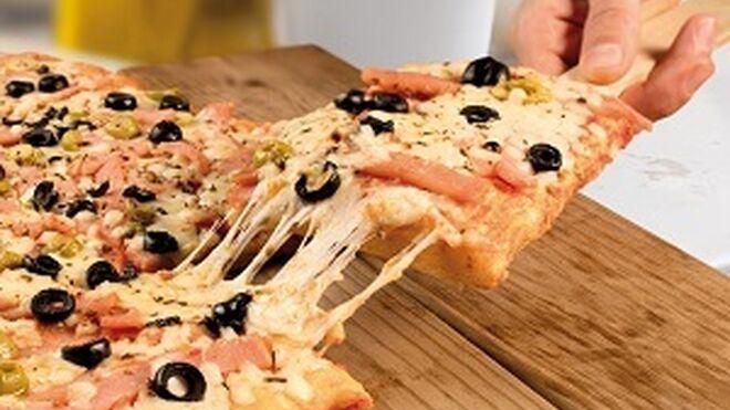 Jamón y queso, barbacoa y mini de bacon, las nuevas pizzas de Berlys